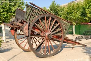 Foto Carro tradicional en Torremocha de Jarama 1