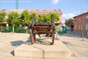 Foto Carro tradicional en Torremocha de Jarama 4