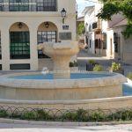 Foto Fuente Plaza de la Constitución en Valdaracete 1