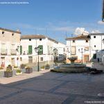 Foto Fuente Plaza de la Constitución en Valdaracete 3