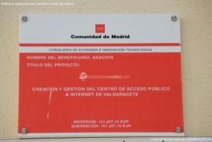 Foto Centro de Acceso Público a Internet de Valdaracete 1
