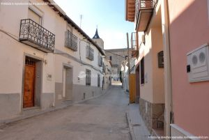 Foto Calle de la Iglesia de Valdaracete 4