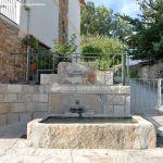 Foto Fuente Calle Real de Valdemanco 2