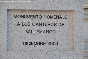 Foto Monumento Homenaje a los Canteros 5