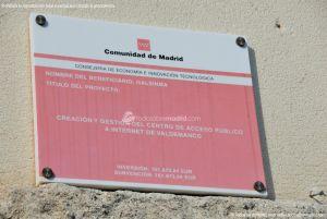 Foto Centro de Acceso Público a Internet de Valdemanco 2