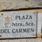 Foto Plaza Nuestra Señora del Carmen 1
