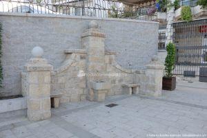 Foto Fuente de la Plaza de Valdemanco 4