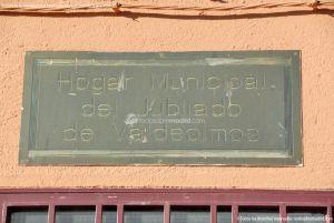 Foto Hogar Municipal de Jubilados de Valdeolmos 1