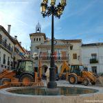 Foto Plaza del Ayuntamiento de Valdilecha 1
