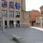 Foto Plaza de la Constitución de Velilla de San Antonio 2