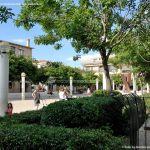 Foto Plaza de la Constitución de Velilla de San Antonio 3