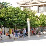 Foto Plaza de la Constitución de Velilla de San Antonio 8