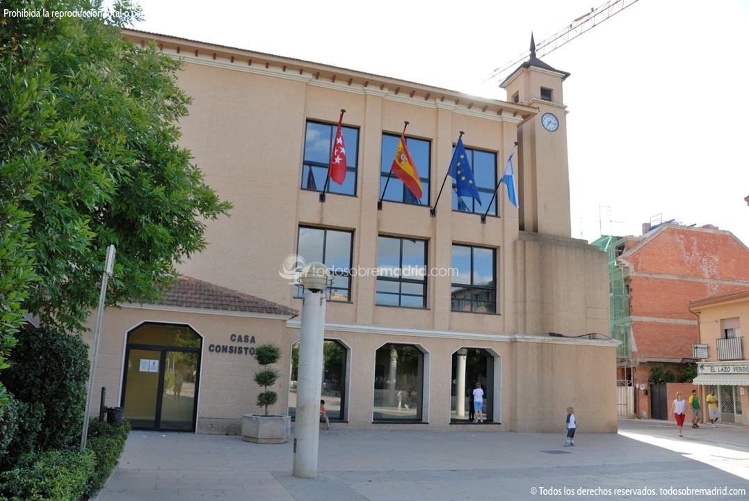 Foto ayuntamiento velilla de san antonio 9 - Inmobiliaria velilla de san antonio ...