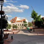 Foto Plaza de la Cultura de Velilla de San Antonio 1