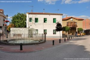 Foto Fuente Plaza de la Cultura 3