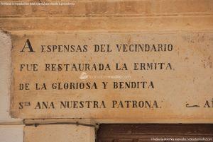 Foto Ermita de Santa Ana de Villaconejos 17