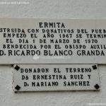 Foto Ermita de San Isidro de Villaconejos 7