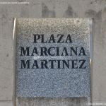 Foto Plaza Marciana Martínez 1