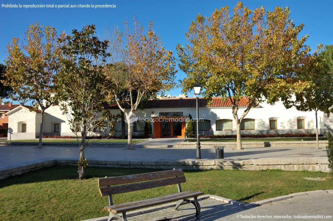 Foto casa consistorial villanueva de la ca ada 1 - Casa villanueva de la canada ...