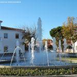 Foto Fuente Plaza de España en Villanueva de la Cañada 1