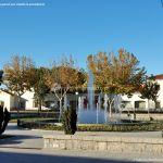 Foto Fuente Plaza de España en Villanueva de la Cañada 2