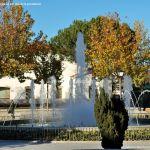 Foto Fuente Plaza de España en Villanueva de la Cañada 3