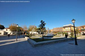 Foto Fuente Plaza de España en Villanueva de la Cañada 5