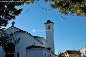 Foto Iglesia de Santiago Apóstol de Villanueva de la Cañada 3