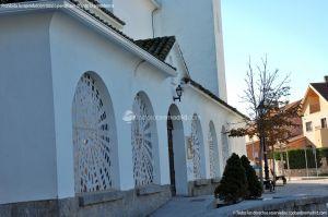 Foto Iglesia de Santiago Apóstol de Villanueva de la Cañada 8