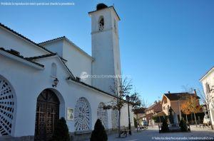 Foto Iglesia de Santiago Apóstol de Villanueva de la Cañada 9
