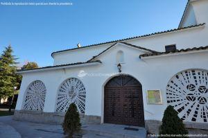 Foto Iglesia de Santiago Apóstol de Villanueva de la Cañada 11