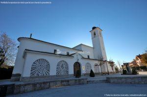 Foto Iglesia de Santiago Apóstol de Villanueva de la Cañada 13
