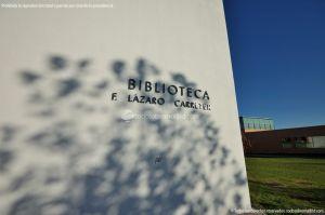 Foto Biblioteca Lázaro Carreter 10