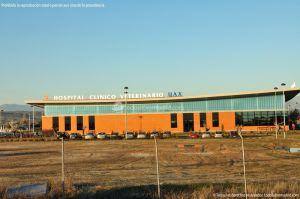 Foto Hospital Clínico Universitario UAX 2