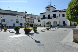 Foto Plaza Mayor de Villar del Olmo 2