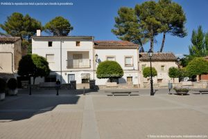 Foto Plaza Mayor de Villar del Olmo 12