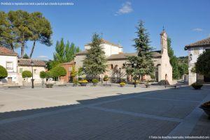 Foto Plaza Mayor de Villar del Olmo 15