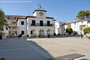 Foto Plaza Mayor de Villar del Olmo 18
