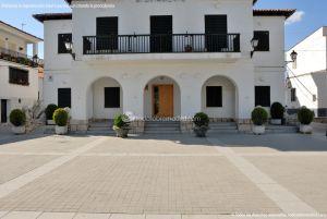 Foto Plaza Mayor de Villar del Olmo 20