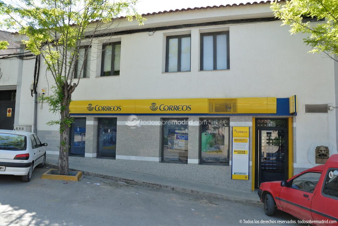 Foto correos en villarejo de salvan s 1 for Oficina correos madrid