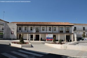 Foto Ayuntamiento Villarejo de Salvanes 2