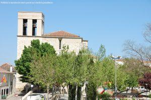 Foto Iglesia de San Andrés Apóstol de Villarejo de Salvanés 4