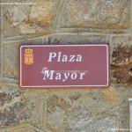 Foto Plaza Mayor de Villavieja del Lozoya 1