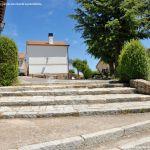 Foto Plaza de la Iglesia de Villavieja del Lozoya 5