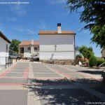 Foto Plaza de la Iglesia de Villavieja del Lozoya 9