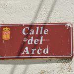 Foto Calle del Arco de Villavieja del Lozoya 1