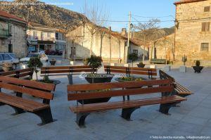 Foto Plaza de la Constitución de Zarzalejo 15