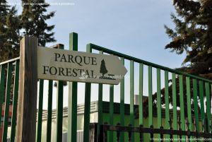 Foto Parque Forestal en Villanueva de Perales 1