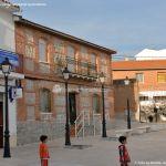 Foto Plaza de la Constitución de Villanueva de Perales 8