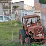 Foto Tractores antiguos en Villanueva de Perales 3